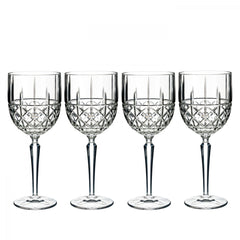 Waterford Marquis Brady Goblets, Set of 4