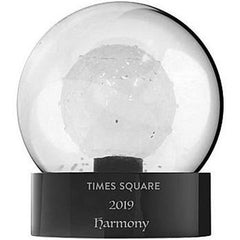"Waterford Times Square 4.8"" Snowglobe"