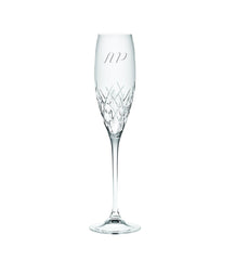 Wedgwood Personalized Vera Wang Duchesse Encore Champagne Flute