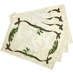 Bardwil Holiday Nouveau 14X18 Placemat Single - Misc