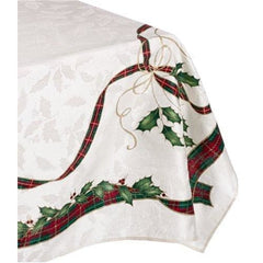 Bardwil Holiday Nouveau 60X104 Tablecloth - Misc