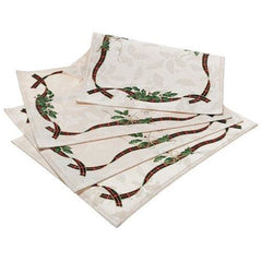 Bardwil Holiday Nouveau Placemats Set Of 4 - Misc