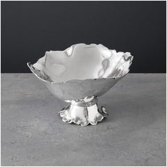 Beatriz Ball Medium Pedestal Vento Petal Bowl
