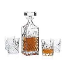 Godinger Dublin 5Pc Whiskey Set - Misc