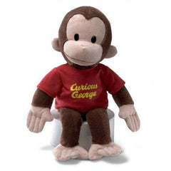 Gund Curious George 16 Plush - Misc
