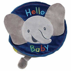Gund Flappy The Elephant Plush Soft Book - Misc