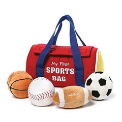 Gund My First Sports Bag Playset - Misc