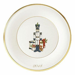 Lenox 2018 Toy Soldier Holiday Accent Plate - Misc