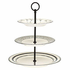 Lenox Around The Table 3 Tiered Server White - Misc