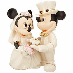 Lenox Disneys Showcase Minnies Dream Wedding Figurine - Misc