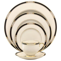 Lenox Hancock Fine China 5Pc Dinnerware Set - Misc