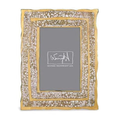 Michael Wainwright Tempio Luna Gold 4X6 Picture Frame - Misc