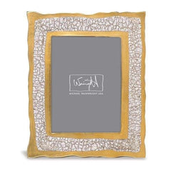 Michael Wainwright Tempio Luna Gold 5X7 Picture Frame - Misc