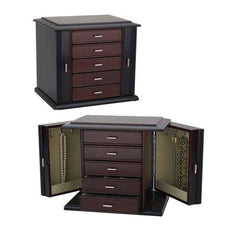 Reed & Barton Diva Jewelry Chest - Misc