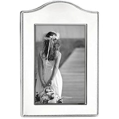 Reed & Barton Lyndon Curved 5X7 Picture Frame - Misc