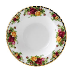 Royal Albert Old Country Roses Rim Soup Bowl Single - Misc