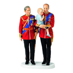 Royal Doulton Future Kings Limited Edition 10 Figurine - Misc