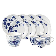 Royal Doulton Pacific 16Pc Dinnerware Set - Misc