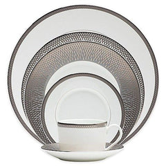 Waterford Aras 5Pc Place Setting Grey - Misc