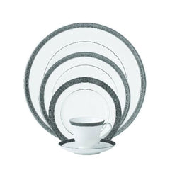 Waterford China Newgrange Platinum 5Pc Place Setting - Misc
