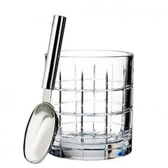 Waterford Cluin Ice Bucket 48 Oz With Scoop - Misc