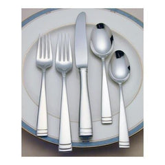 Waterford Conover 18/10 Stainless Steel 65Pc Set Service For 12 - Misc
