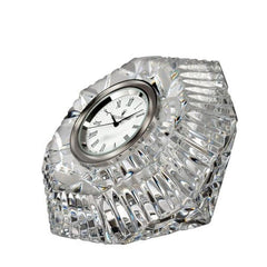 Waterford Crystal Classic Lismore Diamond Clock - Misc