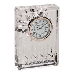 Waterford Crystal Lismore Small Clock - Misc
