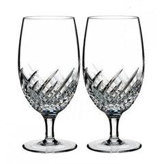 Waterford Essentially Wave Iced Beverage Glasses Set Of 2 - Misc