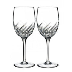 Waterford Essentially Wave Wine Glasses Set Of 2 - Misc