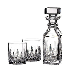 Waterford Lismore Connoisseur Decanter & Tumblers Set - Misc