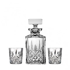Waterford Marquis Markham Dof Glasses & Decanter Set - Misc