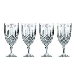 Waterford Marquis Markham Iced Beverage Set Of 4 - Misc