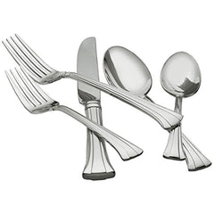 Waterford Mont Clare 18/10 Stainless Steel 65Pc Flatware Set - Misc