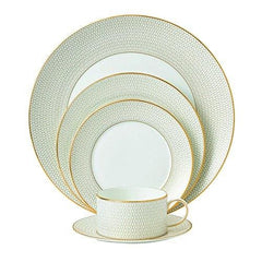Wedgwood Arris 5Pc Dinnerware Set - Misc