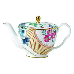 Wedgwood Butterfly Bloom Teapot 1L Multi - Misc