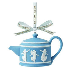 Wedgwood Dancing Hours Teapot Ornament - Misc
