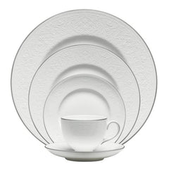 Wedgwood English Lace 5Pc Place Setting - Misc