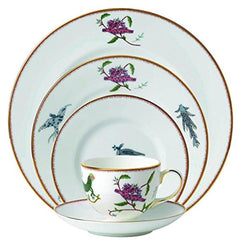Wedgwood Mythical Creatures 5Pc Place Setting White - Misc