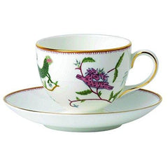 Wedgwood Mythical Creatures Teacup And Saucer Set Leigh - Misc