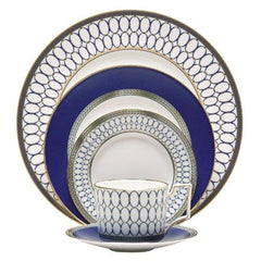 Wedgwood Renaissance Gold 5Pc Dinnerware Set - Misc