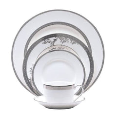 Wedgwood Vera Wang Lace 5Pc Place Setting - Misc
