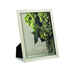 Wedgwood Vera Wang With Love Nouveau Pearl 8X10 Picture Frame - Misc