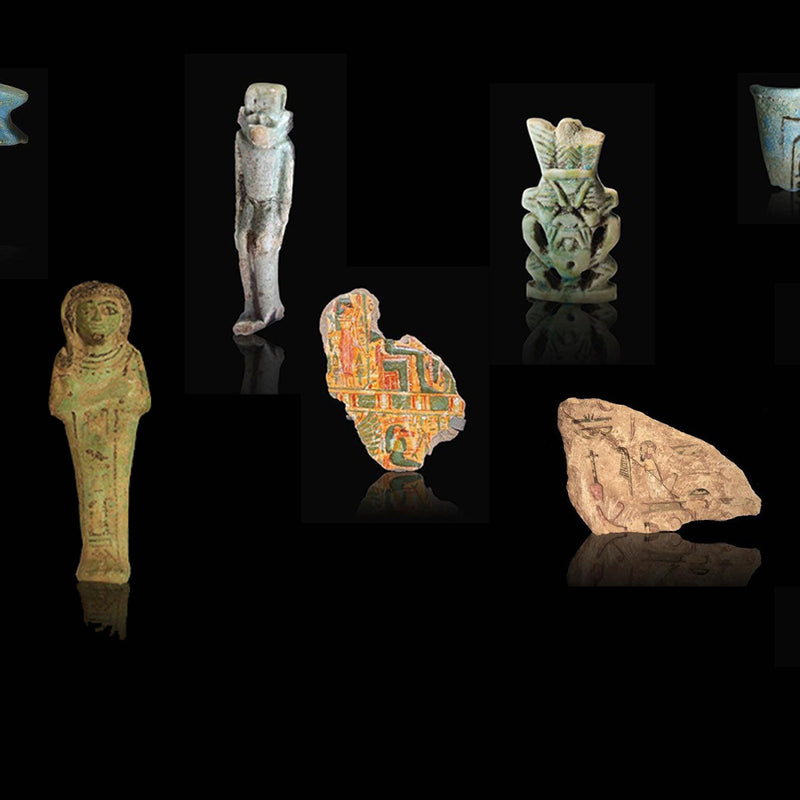 Egyptian antiquities, Egyptian ancient art for sale.