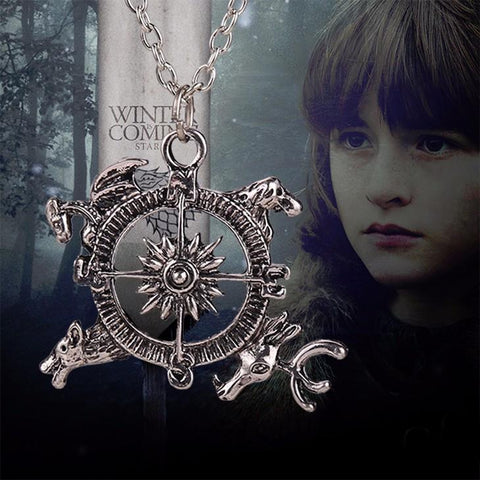 COLLIER PENDENTIF GAMES OF THRONES