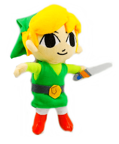 PELUCHE THE LEGEND OF ZELDA  - LIVRAISON GRATUITE !