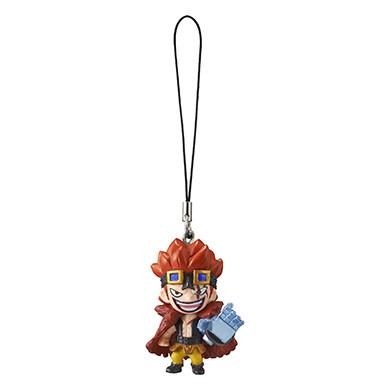 MINI FIGURINE EUSTASS KID ONE PIECE - LIVRAISON GRATUITE !