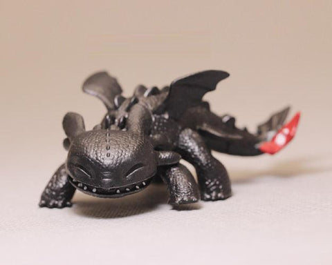 "FIGURINE KROKMOU ""HOW TO TRAIN YOUR DRAGON"" 8 CM - LIVRAISON GRATUITE !"