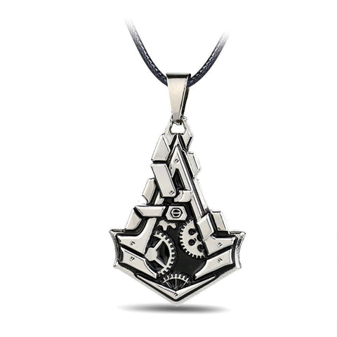 COLLIER ASSASSIN'S CREED SYNDICATE - LIVRAISON GRATUITE !