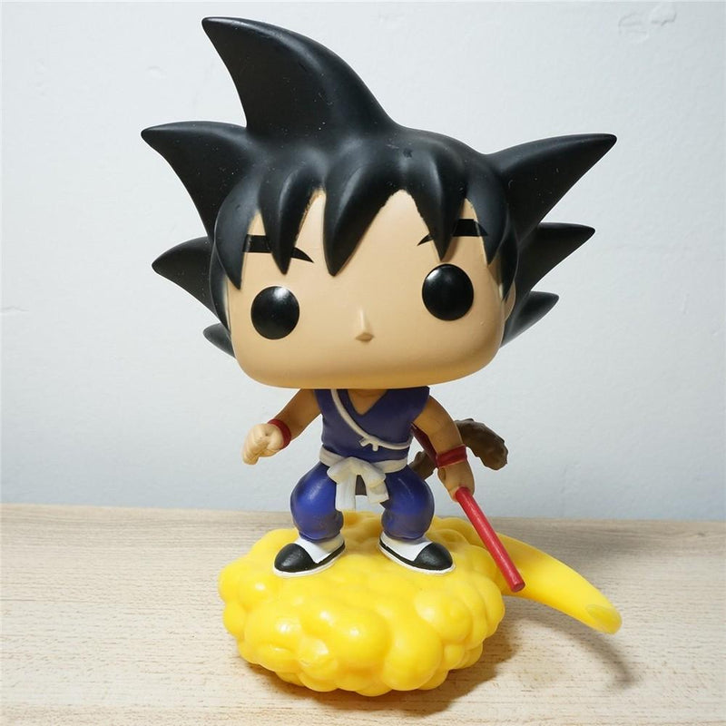 FIGURINE SON GOKU JUNIOR (10 CM) DRAGON BALL Z - LIVRAISON GRATUITE !